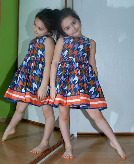 Bavlněné šaty na léto i slavnostní příležitosti, next,104