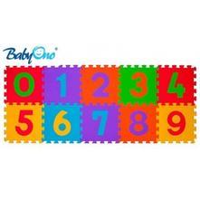 Pěnové puzzle baby ono - čísla - 10ks,