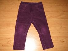 Manžestrové kalhoty, dopodopo,86