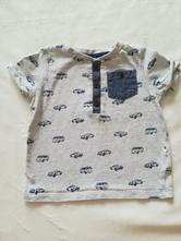 Bavlněné tričko s krátkým rukávem, f&f,80