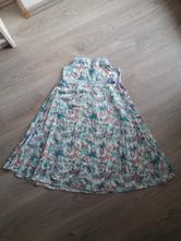 628 - motýlkové šaty, okay,140