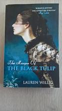 The masque of the black tulip,