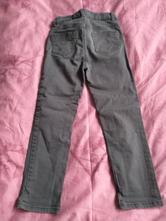 Hx_sede kalhoty s vysivkou, h&m,116