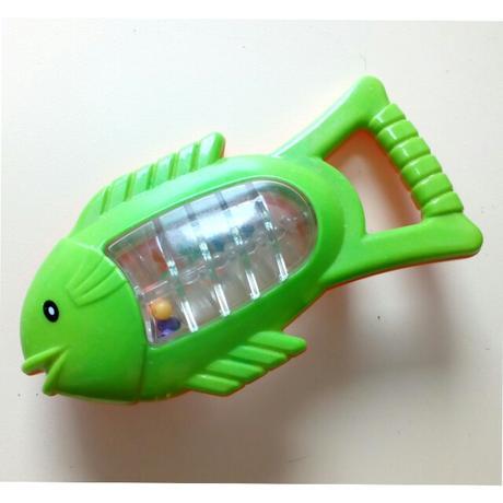 Chrastítko ryba,