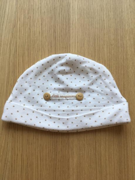 Čepice bavlněná pro miminko, lindex,50