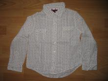 Dívčí košile vel. 116, l.o.g.g.,116