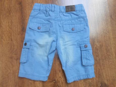Tříčtvrteční kalhoty, značka f&f, vel 110, f&f,110