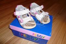 Letní sandálky, peddy,23