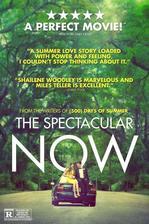 The Spectacular Now - Kouzlo přítomného okamžiku (r.2013)