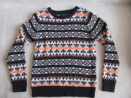 Pletený svetr-next, next,152