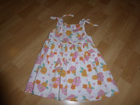 Květované šatičky, baby club,86