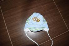Bavlněná čepice pro novorozence, 56