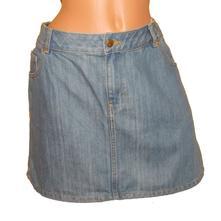 Džínová, riflová sukně h&m vel.44, h&m,44
