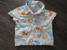 Košile se zvířátky vel. 68, cherokee,68