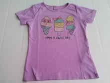 Holčičí tričko, dopodopo,122