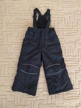 Lyžařské zateplené kalhoty, kiki&koko,110