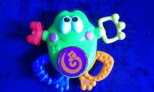 Hrající žába pro nejmenší,