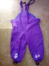Gumove kalhoty s fleece tchibo 92, 92