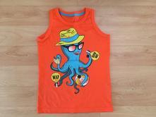 Tričko s chobotnicí, c&a,122