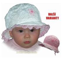 Dětská čepice, klobouk, 2684_25767, rockino,74 - 128