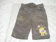 Kalhoty s medvídkem pu, c&a,62