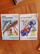 Čtyřlístek komiks č 158 a 171,
