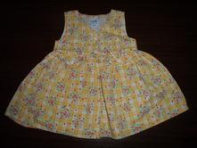 Šaty-v.74/80, baby,74