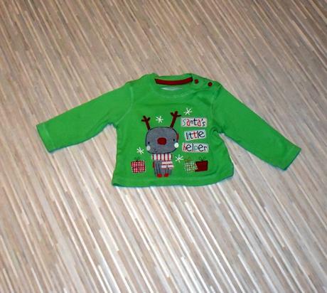 Vánoční triko se sobem, 80