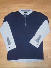 Polo s košeľovým vsadením jasper j. conran, debenhams,152