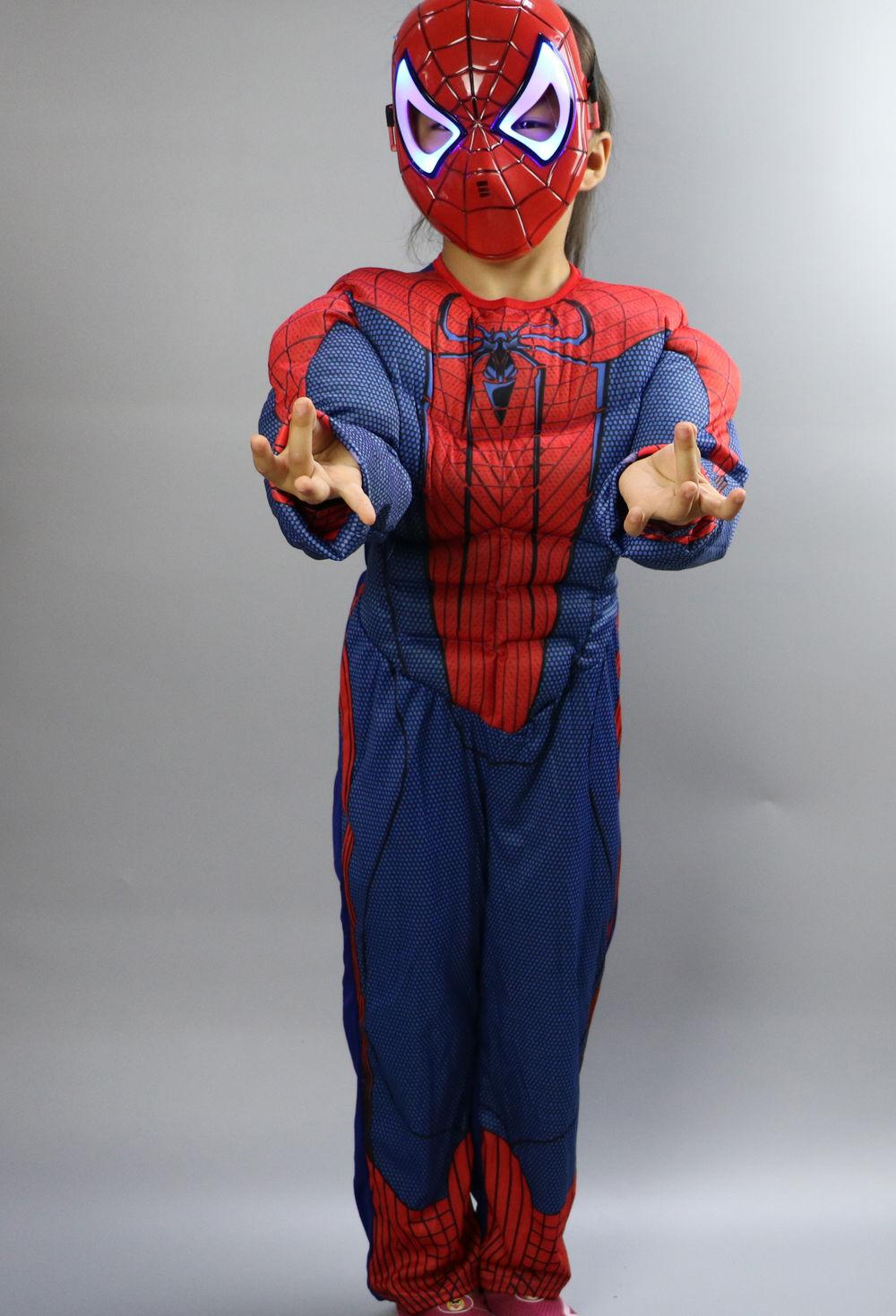 777da80c9d52 403 inzerátů • 66 hodnocení. Krásný dětský karnevalový kostým - spiderman  ...