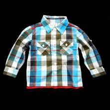 Dětská bavlněná košile, kos-0016, 86