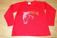 Tričko kůň, 110