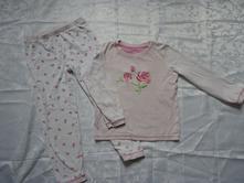 Dívčí pyžamo vel. 128 (7-8let), 128