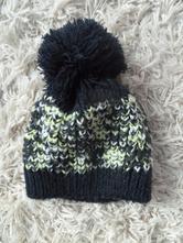 Zimní pletená čepice, f&f,80