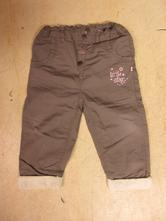 2713/4     kalhoty ergee vel. 80, ergee,80