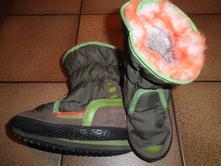 Zimní boty, 27