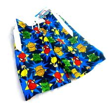 Chlapecké plavecké šortky, kra-0006, marvel,128