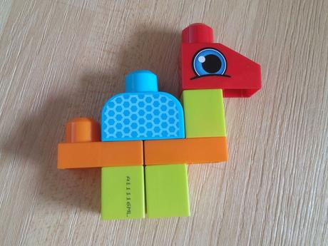 Mega bloks fisher price 7ks ,