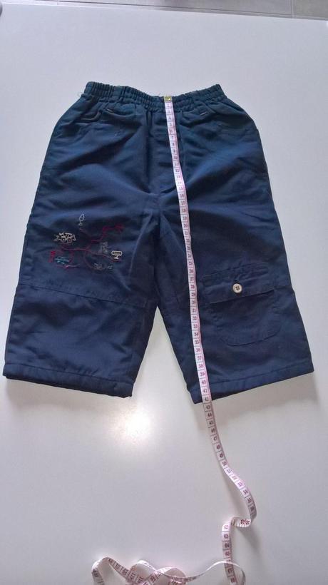 Kalhoty s podšívkou , 68