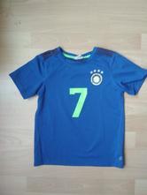 Fotbalový dres, h&m,128