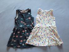 2x šaty, šatičky palomino, vel. 104, palomino,104