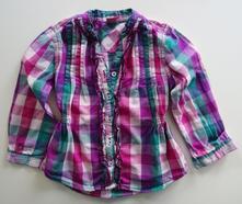 Bavlněná košilová halenka, kiki&koko,98
