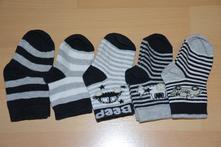 5 párů ponožek pro chlapečka, 74, 80, 80/86, 74