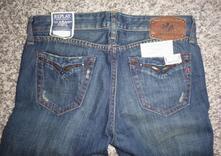 Nové džíny replay - vel.s-m, replay,s