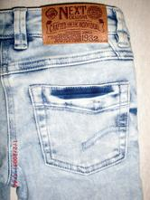 Slim džíny next , next,116