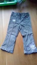 Kalhoty manžestrové, dopodopo,98