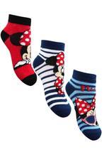 Kotníkové ponožky minnie , disney,92 - 140