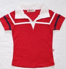 W439. tričko s límečkem 4 roky, 104