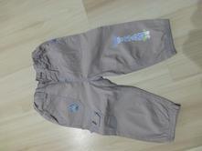 Plátěné kalhoty, baby,80