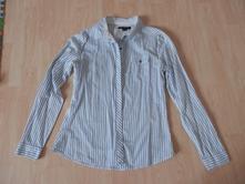 Košile s proužkem, gate,l